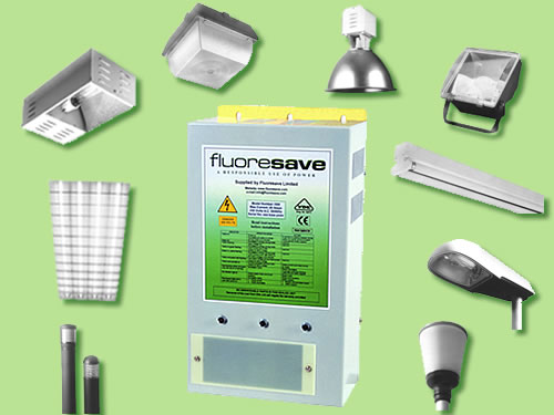 Energy saving units for commercial lighting from fluoresave europe fluoresave works with a wide variety of discharge lighting types to reduce lighting costs aloadofball Gallery
